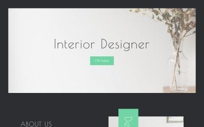 Interior Designer – Dark – DMP