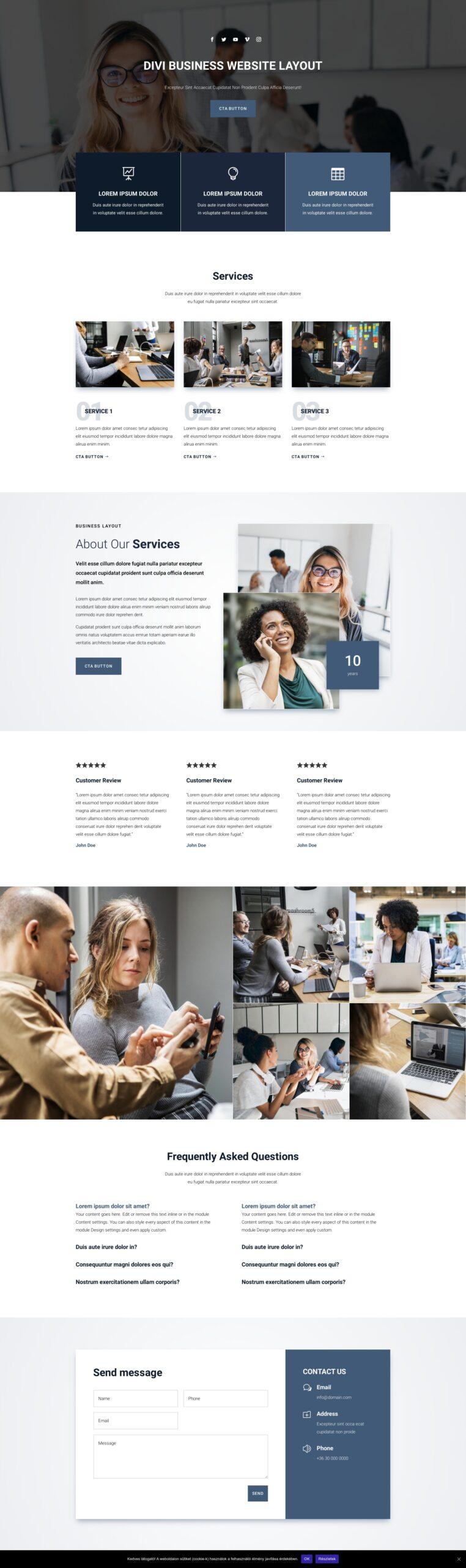 Business Layout 02 – DMP